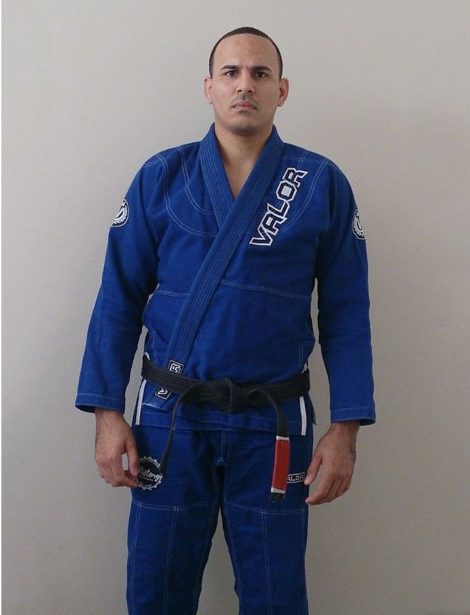 James BJJ Grappling Den Haag